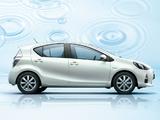 Images of Toyota Prius c ZA-spec 2012