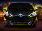 """Images of Toyota Prius c """"Persona Series"""" 2016"""