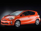 Photos of Toyota Prius c 2012