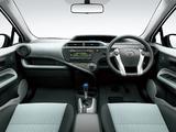 Toyota Prius c ZA-spec 2012 images