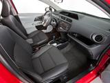 Toyota Prius c 2012 photos