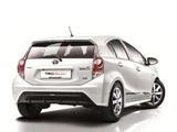 TRD Toyota Prius c Sportivo 2013 wallpapers