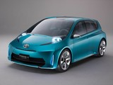 Toyota Prius c Concept 2011 wallpapers