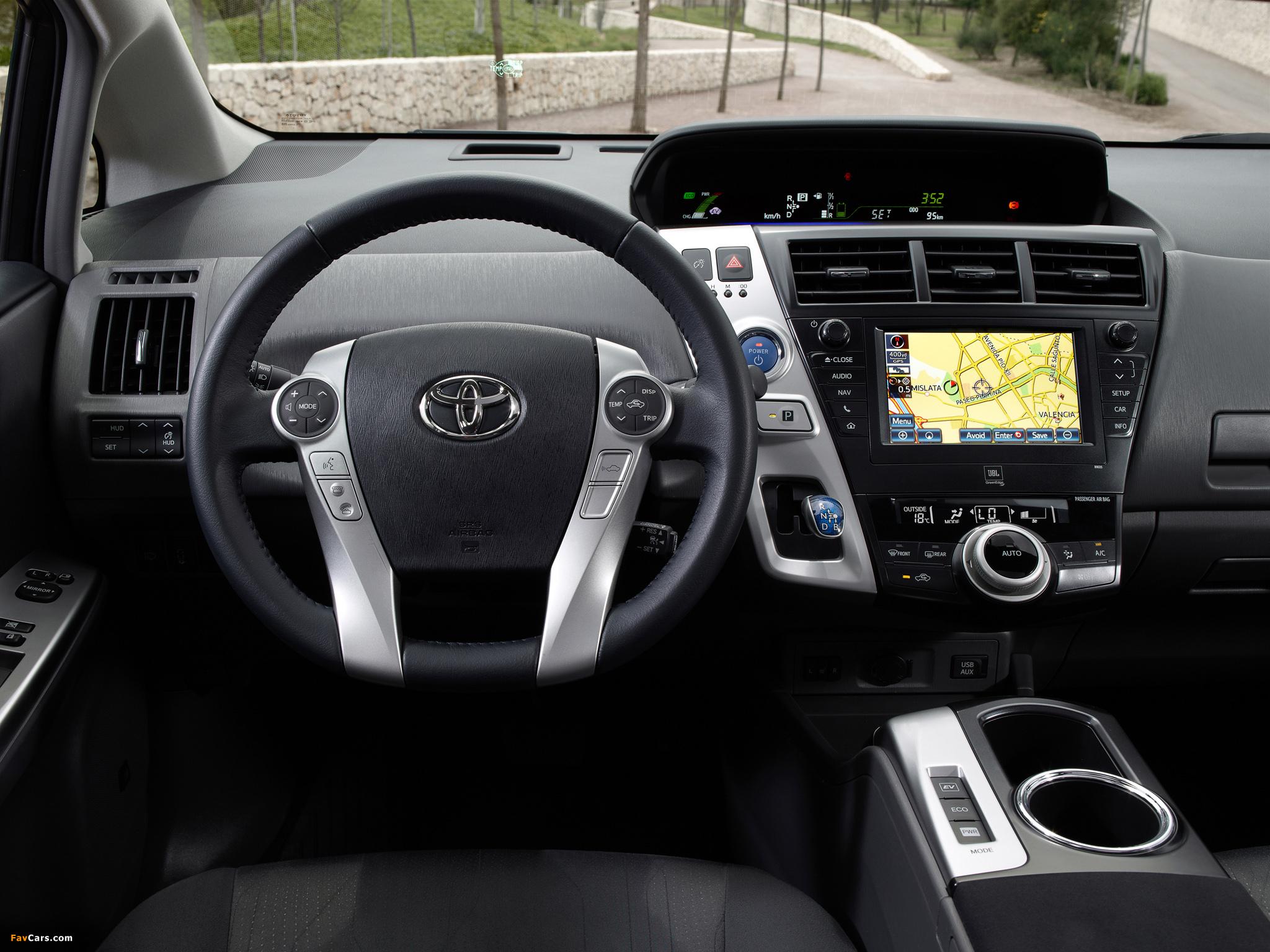 Toyota Приус 2016 отзывы