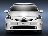 Pictures of Toyota Prius+ (ZVW40W) 2011