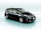 Toyota Prius α (ZVW40W) 2011 images