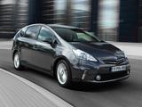 Toyota Prius+ (ZVW40W) 2011 images