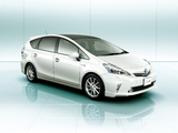 Toyota Prius α Touring Selection (ZVW40W) 2011 photos
