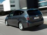 Toyota Prius+ (ZVW40W) 2011 photos