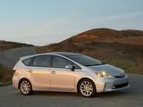 Toyota Prius v (ZVW40W) 2011 photos