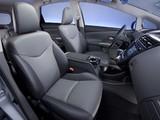 Toyota Prius v (ZVW40W) 2011 wallpapers