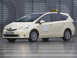 Toyota Prius+ Taxi (ZVW40W) 2013 wallpapers