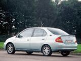 Images of Toyota Prius (NHW10) 1997–2000