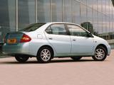 Images of Toyota Prius UK-spec (NHW11) 2000–03