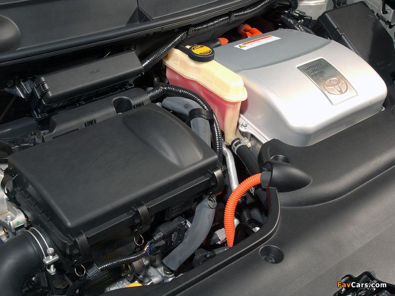 Images of Toyota Prius ZA-spec (NHW20) 2003–09 (800 x 600)