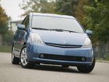 Images of Toyota Prius US-spec (NHW20) 2003–09