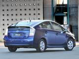 Images of Toyota Prius ZA-spec (ZVW30) 2009–11