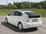 Images of Toyota Prius (ZVW30) 2009–11