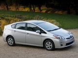 Images of Toyota Prius US-spec (ZVW30) 2009–11