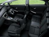 Images of Toyota Prius JP-spec (ZVW30) 2009