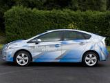 Images of Toyota Prius Plug-In Hybrid Concept US-spec (ZVW35) 2009