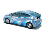 Images of Toyota Prius Plug-In Hybrid Concept (ZVW35) 2009