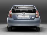 Images of Toyota Prius Plug-In Hybrid (ZVW35) 2011