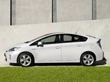 Images of Toyota Prius (ZVW30) 2011