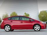 Images of Toyota Prius US-spec (ZVW30) 2011