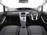 Images of Toyota Prius AU-spec (ZVW30) 2012