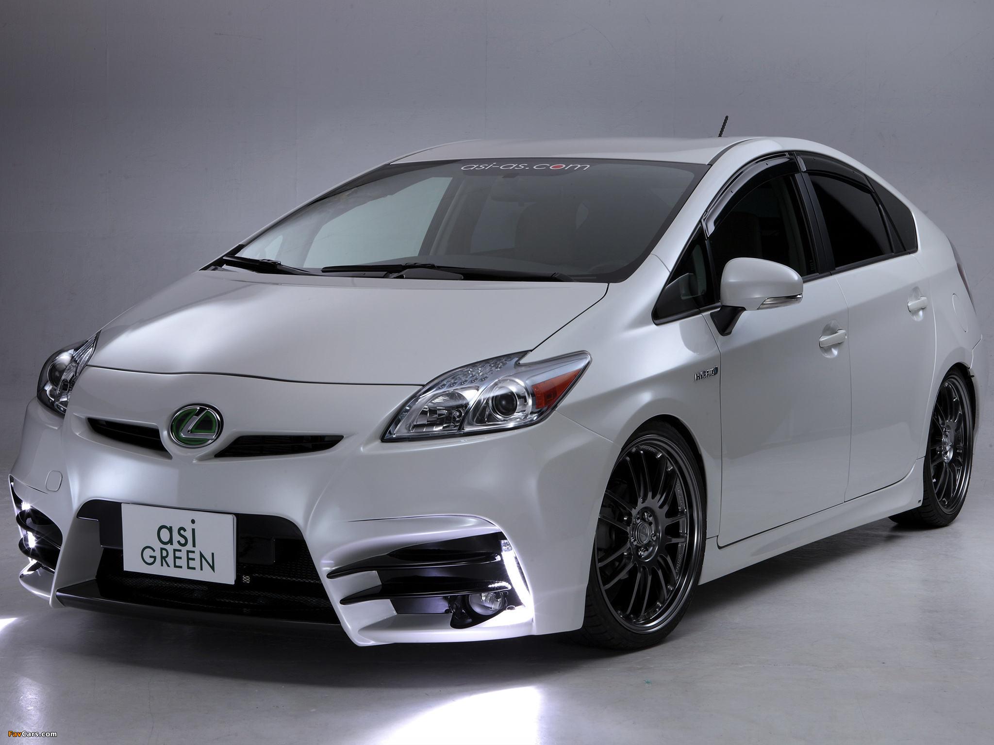 Photos of ASI Toyota Prius PHV (ZVW35) 2009 (2048 x 1536)