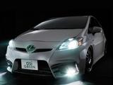 Photos of ASI Toyota Prius PHV (ZVW35) 2009