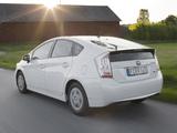 Photos of Toyota Prius (ZVW30) 2009–11