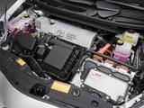 Photos of Toyota Prius US-spec (ZVW30) 2009–11