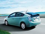 Photos of Toyota Prius JP-spec (ZVW30) 2009