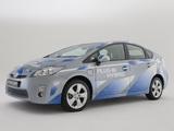 Photos of Toyota Prius Plug-In Hybrid Concept (ZVW35) 2009