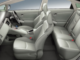 Photos of Toyota Prius PHV G Leather Package (ZVW35) 2011
