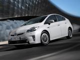 Photos of Toyota Prius Plug-In Hybrid (ZVW35) 2011