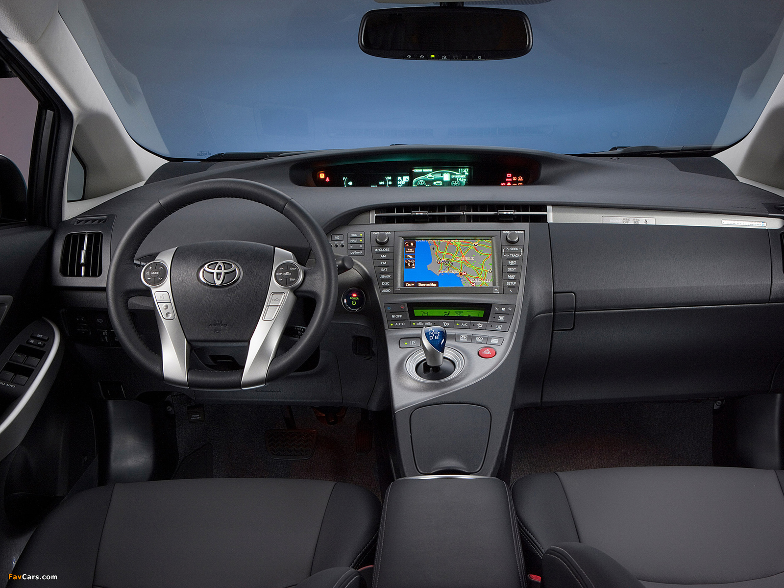 Photos of Toyota Prius Plug-In Hybrid US-spec (ZVW35) 2011 (1600 x 1200)