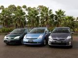 Photos of Toyota Prius