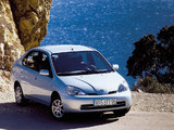 Pictures of Toyota Prius (NHW10) 1997–2000