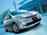 Pictures of Toyota Prius JP-spec (NHW20) 2003–11