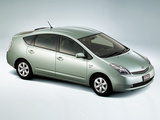Pictures of Toyota Prius G (NHW20) 2003–09