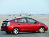 Pictures of Toyota Prius US-spec (NHW20) 2003–09