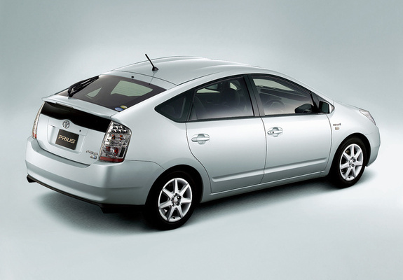Pictures Of Toyota Prius G Touring Selection Leather Package Nhw20