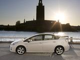 Pictures of Toyota Prius (ZVW30) 2009–11
