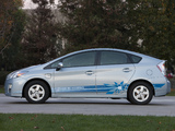 Pictures of Toyota Prius Plug-In Hybrid Pre-production Test Car US-spec (ZVW35) 2009–10