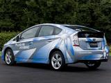 Pictures of Toyota Prius Plug-In Hybrid Concept US-spec (ZVW35) 2009