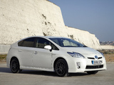 Pictures of Toyota Prius 10th Anniversary (ZVW30) 2010