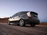Pictures of Toyota Prius PLUS Performance Package (ZVW30) 2011